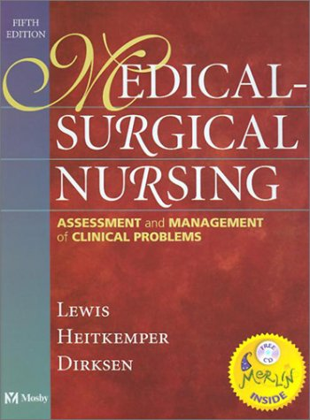 9780323024365: Medical-Surgical Nursing: Assessment and Management of Clinical Problems