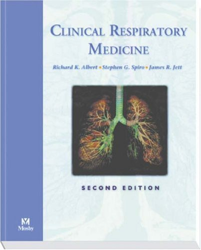 9780323024976: Clinical Respiratory Medicine