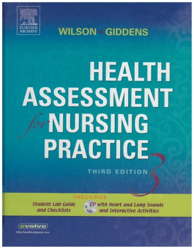 9780323025966: Health Assessment for Nursing Practice: Text, Student Lab Guide and Interactive Student CD-ROM Package