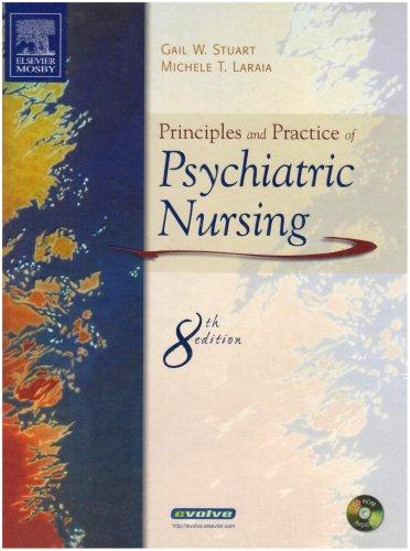 9780323026086: Principles and Practice of Psychiatric Nursing, 8e (Principles and Practice of Psychiatric Nursing (Stuart))