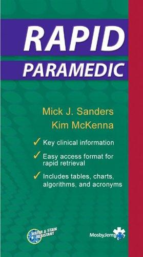 9780323027854: RAPID Paramedic, 1e