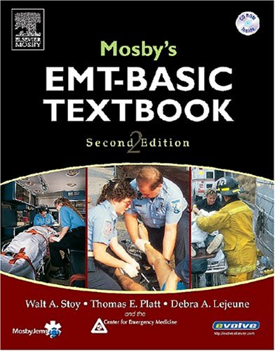 9780323028158: Mosby's EMT Basic Textbook (Hardcover)