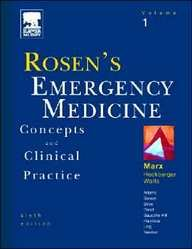 9780323028455: Rosen's Emergency Medicine: Concepts and Clinical Practice, Sixth Edition, 3 volume set