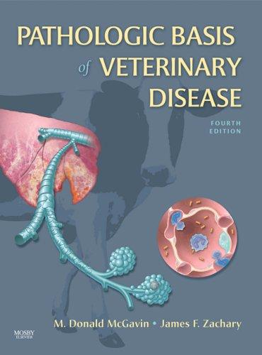 9780323028707: Pathologic Basis of Veterinary Disease
