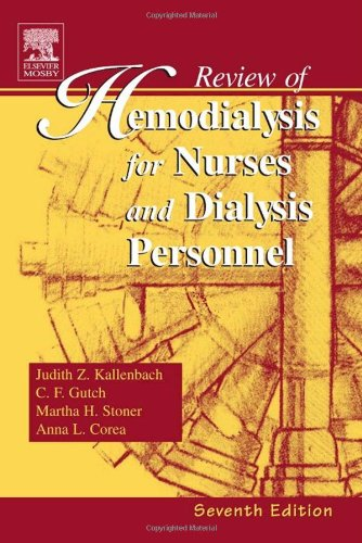 9780323028714: Review of Hemodialysis for Nurses and Dialysis Personnel (Review of Hemodialysis for Nurses & Dialysis Personnel)