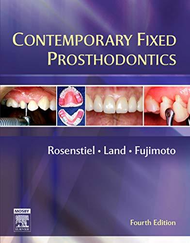 9780323028745: Contemporary Fixed Prosthodontics, 4e