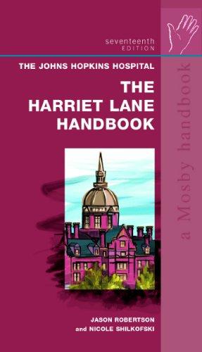 The harriet lane handbook 21st edition.