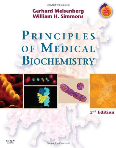 9780323029421: Principles of Medical Biochemistry: With STUDENT CONSULT Online Access