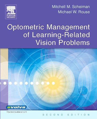 Optometric Management of Learning Related Vision Problems: Rouse OD MS