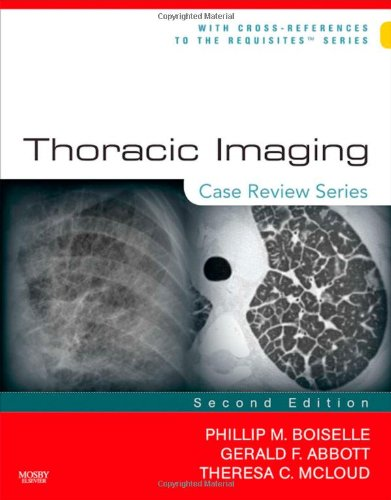 9780323029995: Thoracic Imaging: Case Review Series, 2e