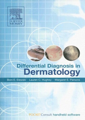 9780323030175: Differential Diagnosis in Dermatology, 1e