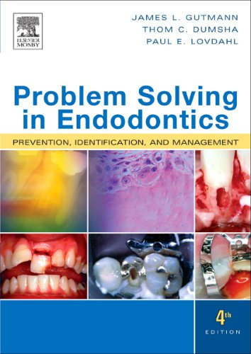 9780323031820: Problem Solving in Endodontics: Prevention, Identification, and Management, 4e