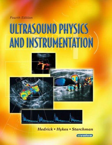 9780323032124: Ultrasound Physics and Instrumentation, 4e