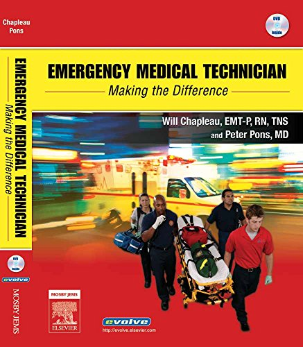 9780323032728: Emergency Medical Technician: Making the Difference