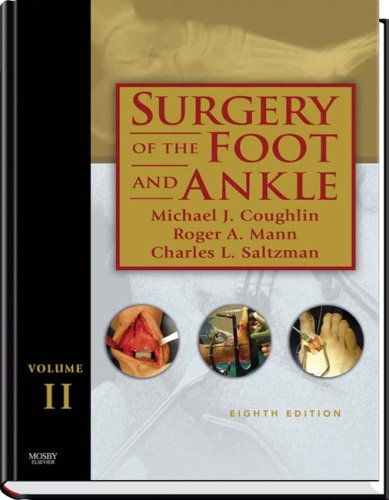 9780323033053: Surgery of the Foot and Ankle: 2-Volume Set, 8e (Coughlin, Surgery of the Foot and Ankle 2v Set)