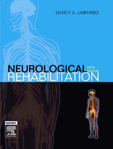 9780323033060: Neurological Rehabilitation