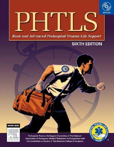 9780323033312: Phtls: Prehospital Trauma Life Support