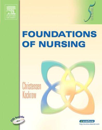 9780323033411: Foundations of Nursing, 5e
