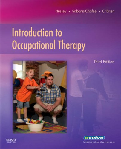 9780323033695: Introduction to Occupational Therapy, 3e
