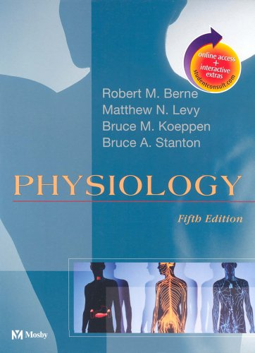9780323033909: Physiology, Updated Edition: With STUDENT CONSULT Online Access, 5e