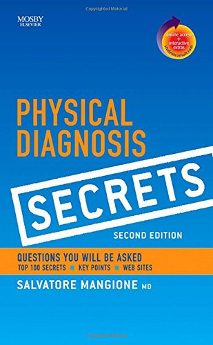 9780323034678: Physical Diagnosis Secrets with Student Consult Online Access, 2nd Edition