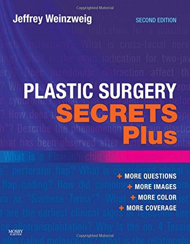 9780323034708: Plastic Surgery Secrets Plus, 2e
