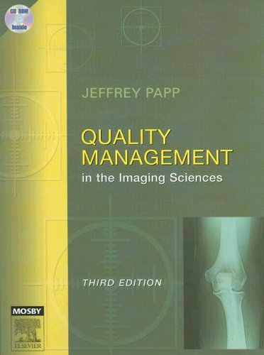 9780323035675: Quality Management in the Imaging Sciences