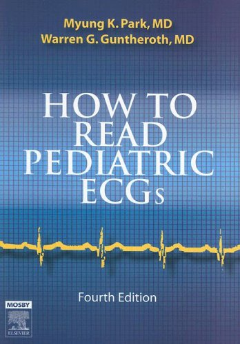 9780323035705: How to Read Pediatric ECGs, 4e