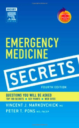 9780323035873: Emergency Medicine Secrets: With STUDENT CONSULT Online Access