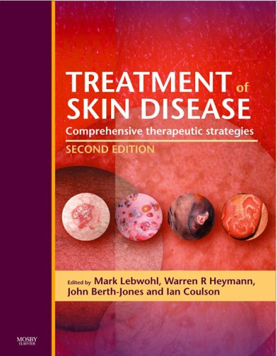 9780323035989: Treatment of Skin Disease: Comprehensive Therapeutic Strategies, Text with PDA Software
