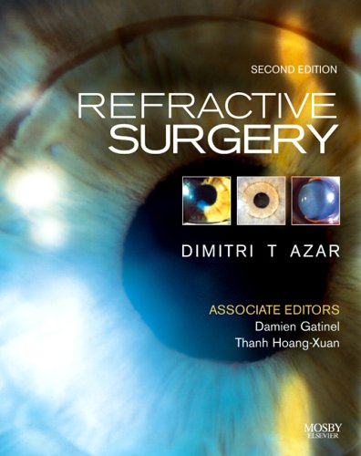 9780323035996: Refractive Surgery