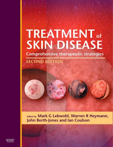 9780323036030: Treatment of Skin Disease: Comprehensive Therapeutic Strategies