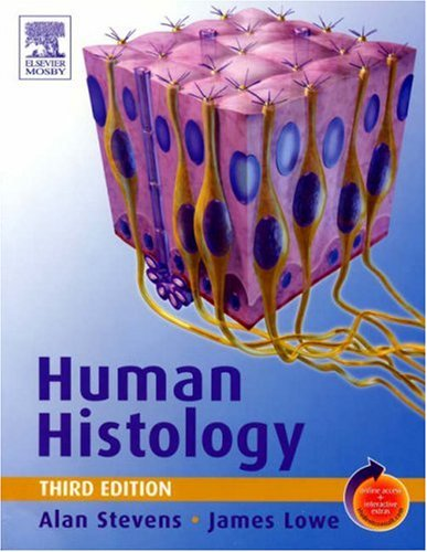 9780323036634: Human Histology: With STUDENT CONSULT Online Access, 3e (Human Histology (Stevens))