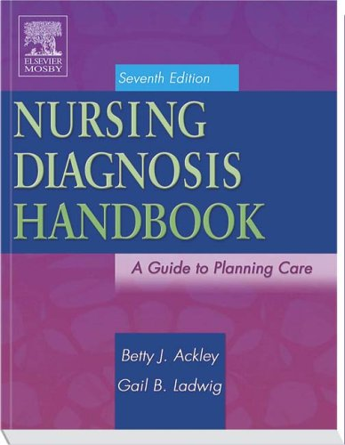 9780323036641: Nursing Diagnosis Handbook: A Guide to Planning Care