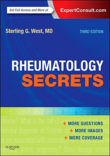 9780323037006: Rheumatology Secrets, 3e