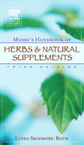 9780323037068: Mosby's Handbook of Herbs & Natural Supplements, Third Edition