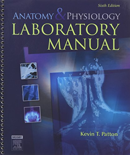 9780323037211: Anatomy & Physiology Laboratory Manual, 6e
