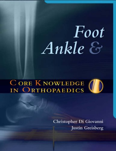 9780323037358: Core Knowledge in Orthopaedics: Foot and Ankle, 1e