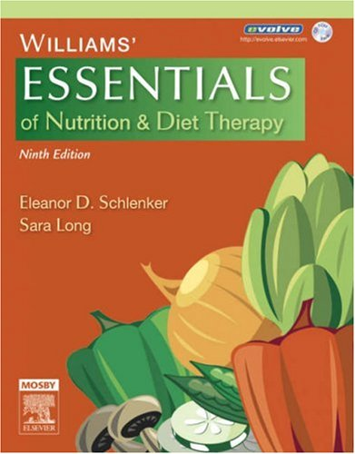 9780323037648: Williams' Essentials of Nutrition & Diet Therapy, 9e