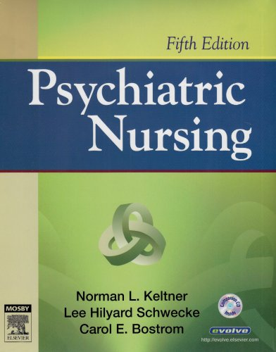 9780323039062: Psychiatric Nursing