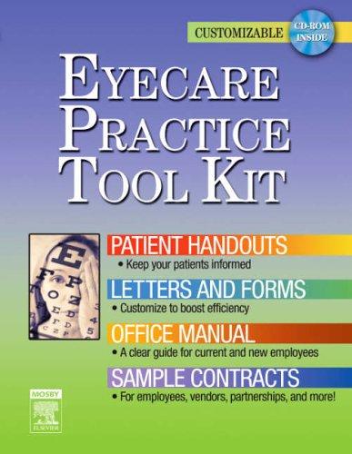 9780323039413: Eyecare Practice Tool Kit, 1e