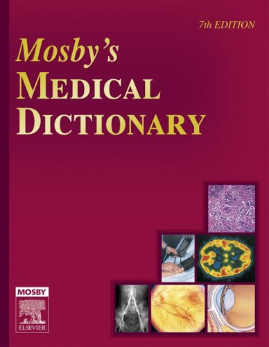 9780323039420: Mosby's Medical Dictionary, 7th Edition