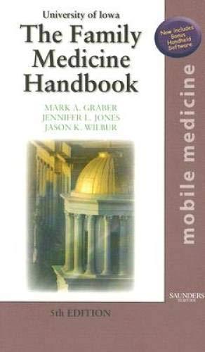9780323039499: The Family Medicine Handbook: Mobile Medicine Series, 5e