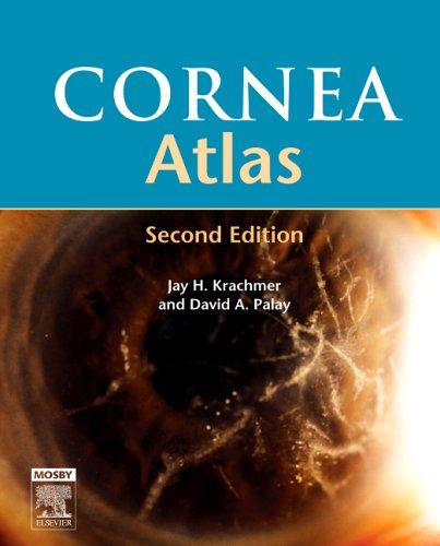 9780323039628: Cornea Atlas, 2e