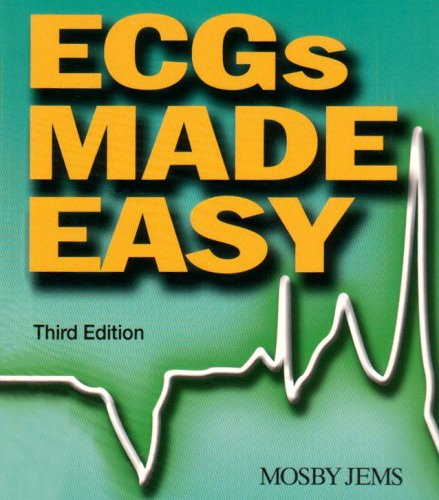 9780323039697: ECGs Made Easy - Book and Pocket Reference Package