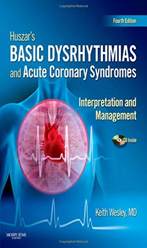 9780323039741: Huszar's Basic Dysrhythmias and Acute Coronary Syndromes: Interpretation and Management Text & Pocket Guide Package, 4e
