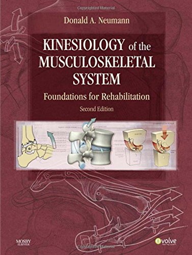 9780323039895: Kinesiology of the Musculoskeletal System: Foundations for Rehabilitation, 2e