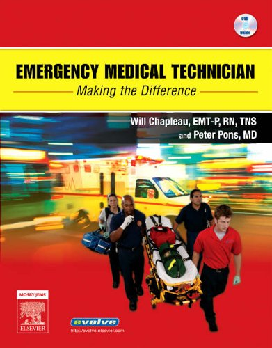 9780323040006: Emergency Medical Technician (Hardcover): Making the Difference, 1e