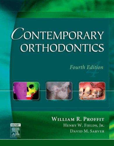 9780323040464: Contemporary Orthodontics, 4e