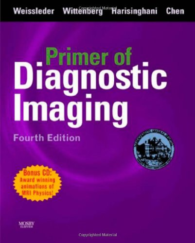 9780323040686: Primer of Diagnostic Imaging with CD-ROM, 4e (Weissleder, Primer of Diagnostic Imaging)